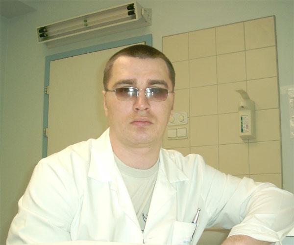 В приемном отделении ГКБ №31 (Москва)